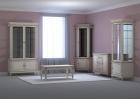 Мебель для гостиной коллекции Декор Альт