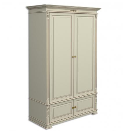 Шкаф двухдверный, с нижними дверками Акорн-м купить