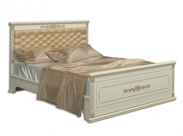 Кровать с мягким изголовьем Акорн-м купить