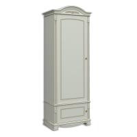 Шкаф однодверный, с нижней дверкой