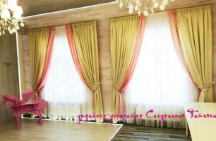Комната для маленькой принцессы